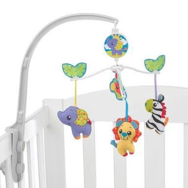 Baby Mobiles – do we need them?